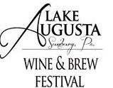 Lake Augusta Wine & Brew Festival Logo